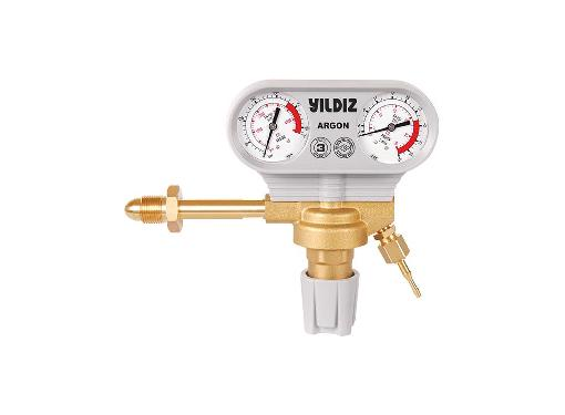 Редуктор аргоновый и углекислотный YILDIZ 5342S-RU