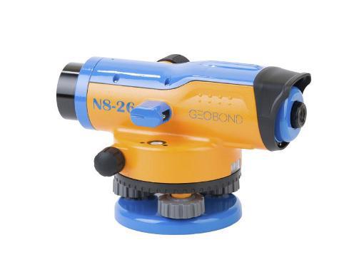Нивелир оптический GEOBOND N8-26, с поверкой
