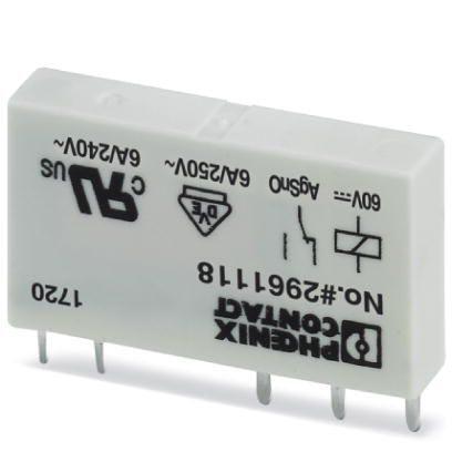 Реле Phoenix contact Rel-mr- 60dc/21 (2961118)