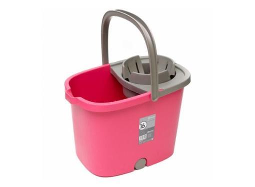 Ведро для мытья полов CISNE 460545-01