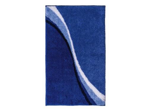 Коврик для ванной RIDDER 7211303 barney синий 60*100 600х1000мм полиакрил