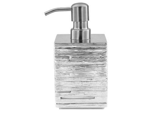 Дозатор для жидкого мыла RIDDER 22150527 Brick Silver