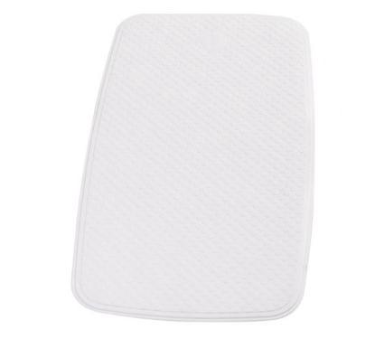 Коврик для ванной RIDDER 66081 capri белый 38*72 380х720мм каучук
