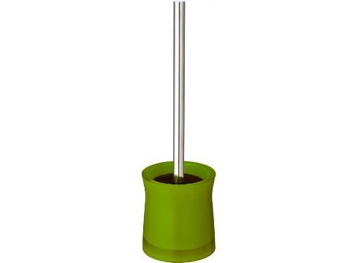 Ёршик для унитаза RIDDER Disco зелёный 2103405
