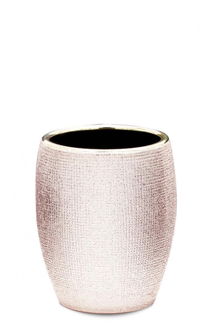 Настольный стакан Ridder Lucida 2123102 розовый