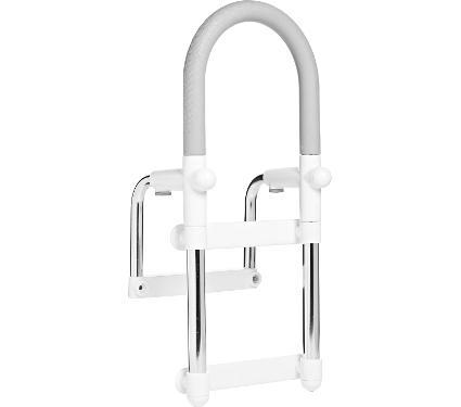 Опора для ванной RIDDER Assistent А0030011 550мм белая/хром