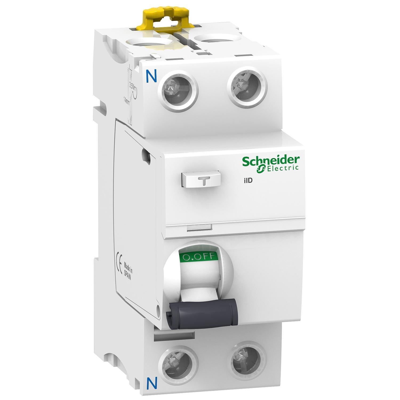 УЗО Schneider electric A9r21225