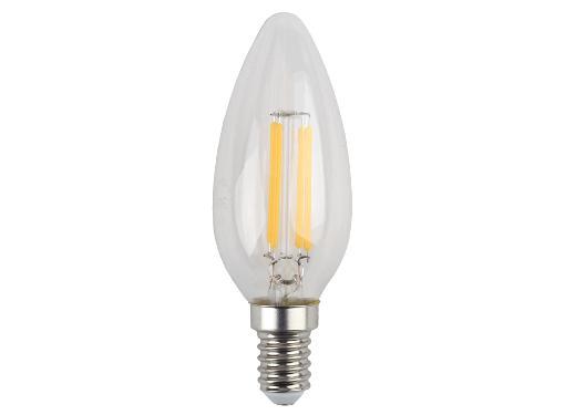Лампа светодиодная ЭРА F-LED B35-5W-840-E14 (Б0019003)