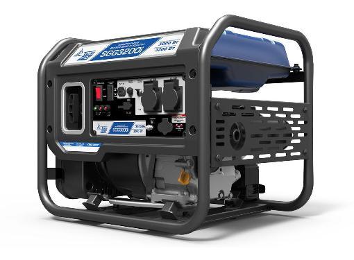 Бензиновый генератор ТСС SGG 3200i
