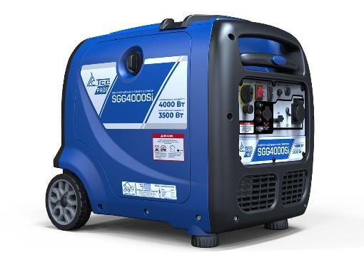 Бензиновый генератор ТСС SGG 4000Si