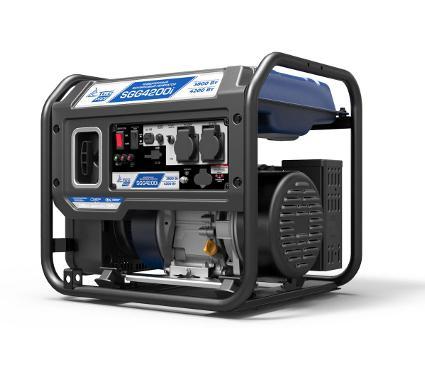 Бензиновый генератор ТСС SGG 4200i