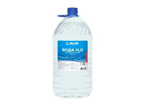 Вода дистиллированная LAVR Ln5005