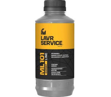Промывка систем впрыска LAVR Ln3522 ML101 EXPERT LINE