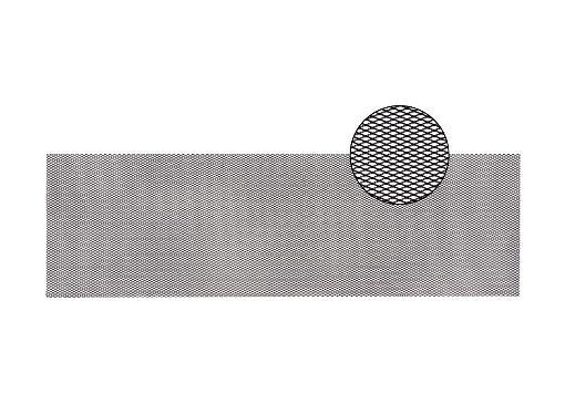 Сетка радиатора KRAFT 835476