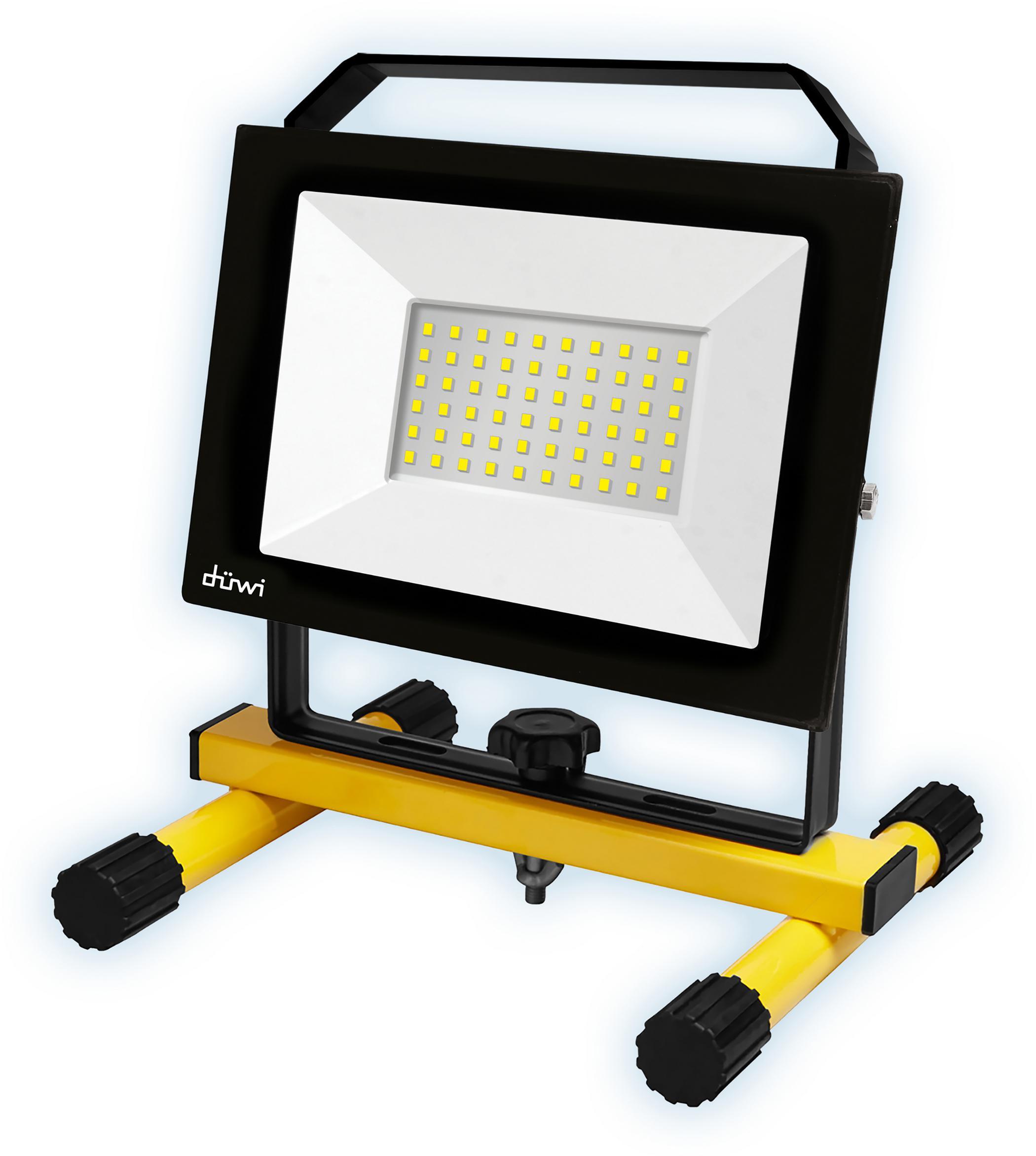 Прожектор аккумуляторный светодиодный Duwi 29139 8