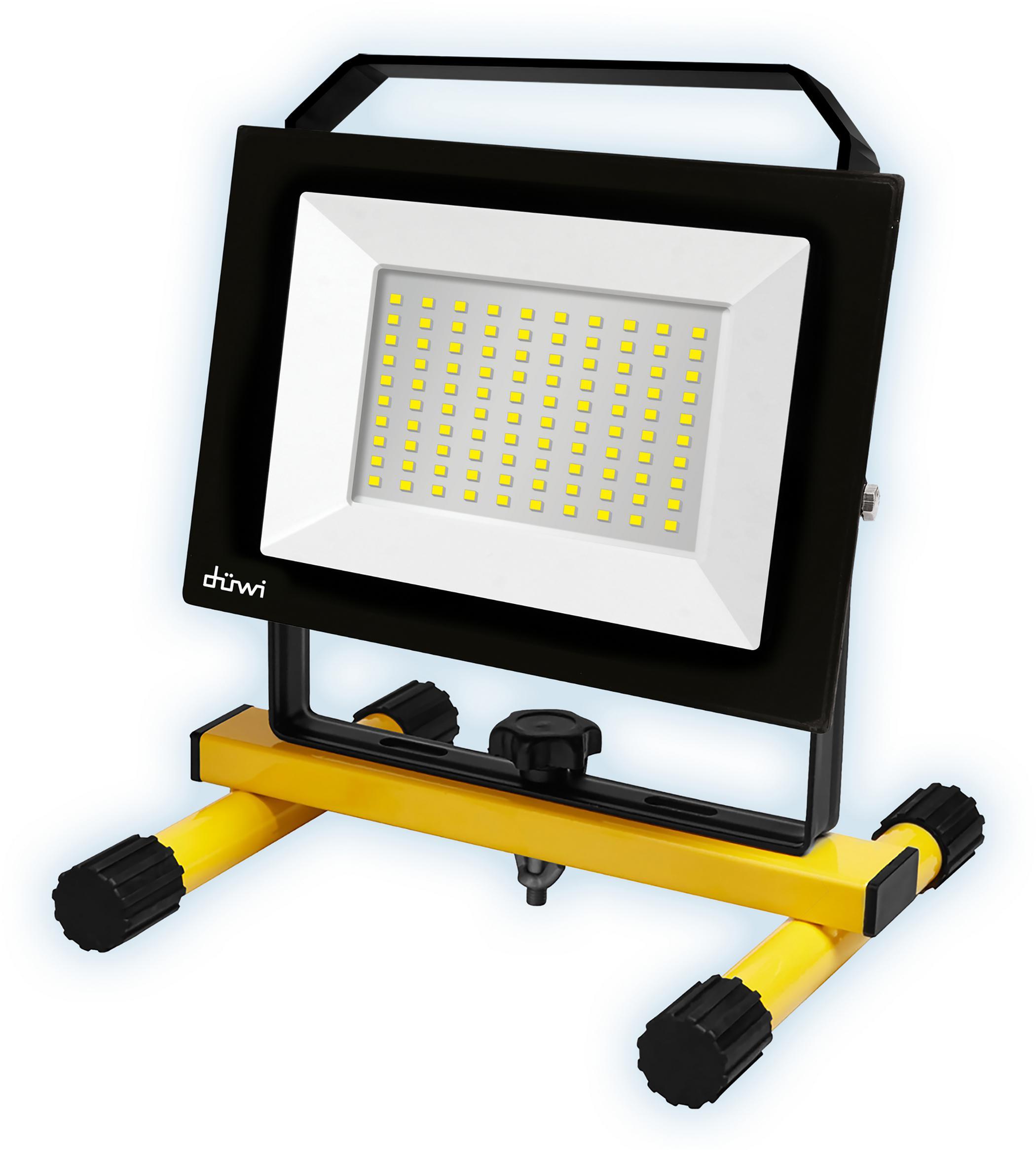 Прожектор аккумуляторный светодиодный Duwi 29140 4