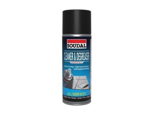 Очиститель SOUDAL CLEANER & DEGREASER (119708)