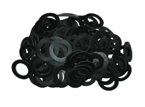 Набор прокладок BOUTTE резиновых 3/8'', 100 шт. (9270360)