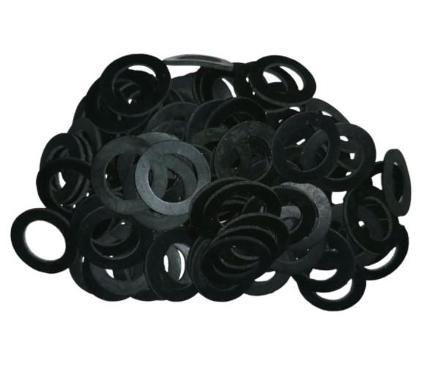 Набор прокладок BOUTTE резиновых 3/4'', 100 шт. (9270384)