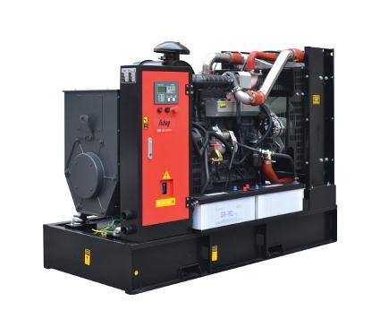 Дизельный генератор FUBAG DS 165 DA ES