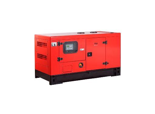 Дизельный генератор FUBAG DS 16 DAC ES