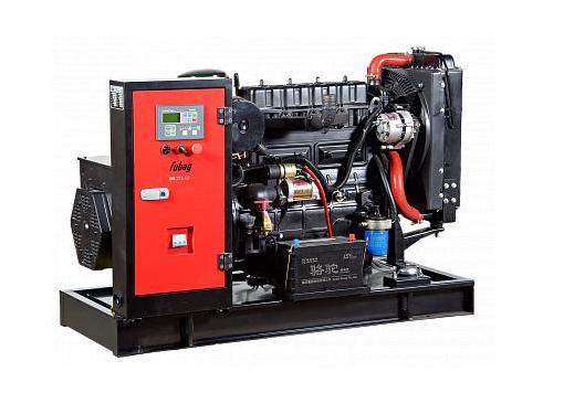 Дизельный генератор FUBAG DSI 200 DA ES