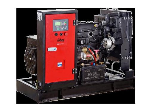 Дизельный генератор FUBAG DSI 24 DA ES