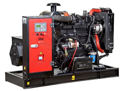 Дизельный генератор FUBAG DSI 34 DA ES