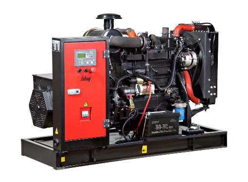Дизельный генератор FUBAG DSI 55 DA ES