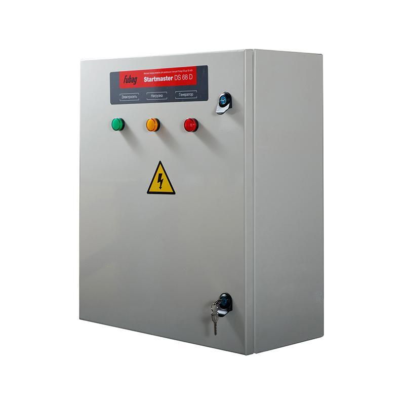 Фото - Блок автоматики АВР Fubag Startmaster ds 68 d блок автоматики fubag startmaster bs6600 230v для бензиновых станций