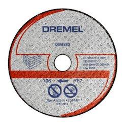 цена на Круг отрезной Dremel Dsm520