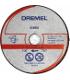 Круг отрезной DREMEL DSM510