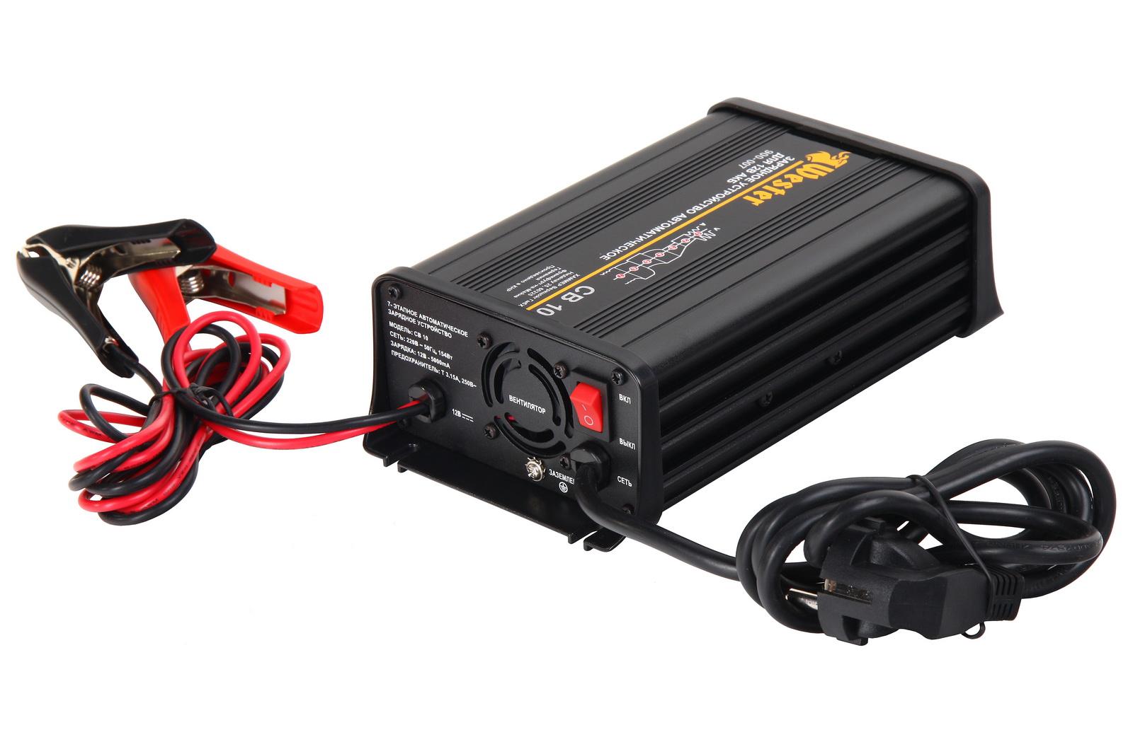 Устройство зарядное Wester СВ10 устройство зарядное wester ch20