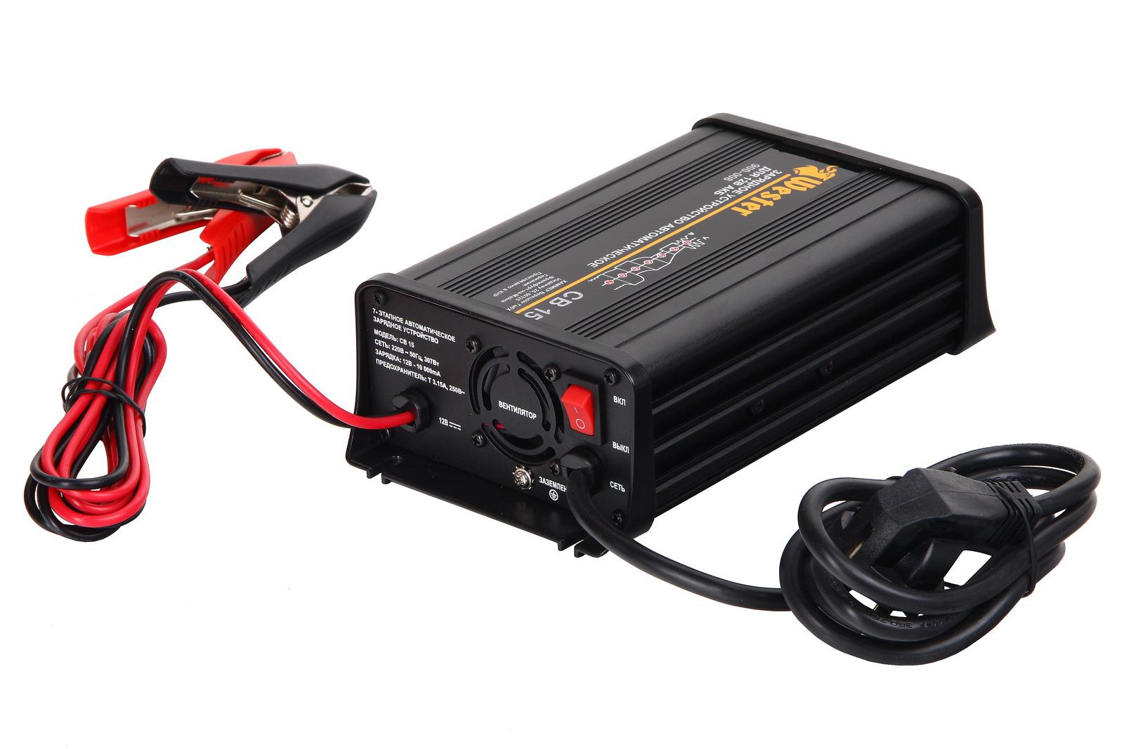 Устройство зарядное Wester СВ15 устройство зарядное wester ch20