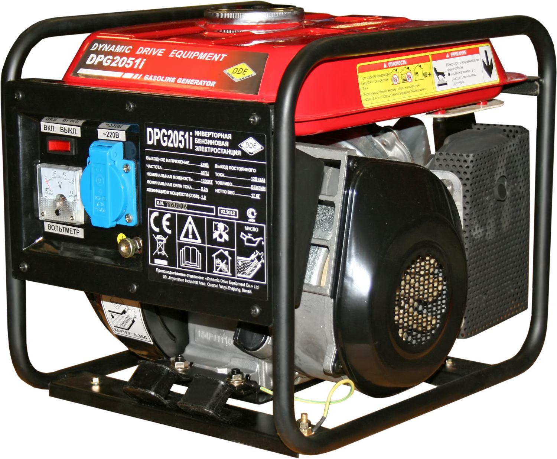 все цены на Инверторный генератор Dde Dpg2051i инверторный онлайн