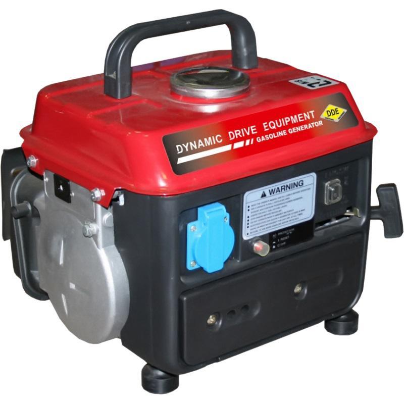 Бензиновый генератор Dde Gg950dc цена и фото