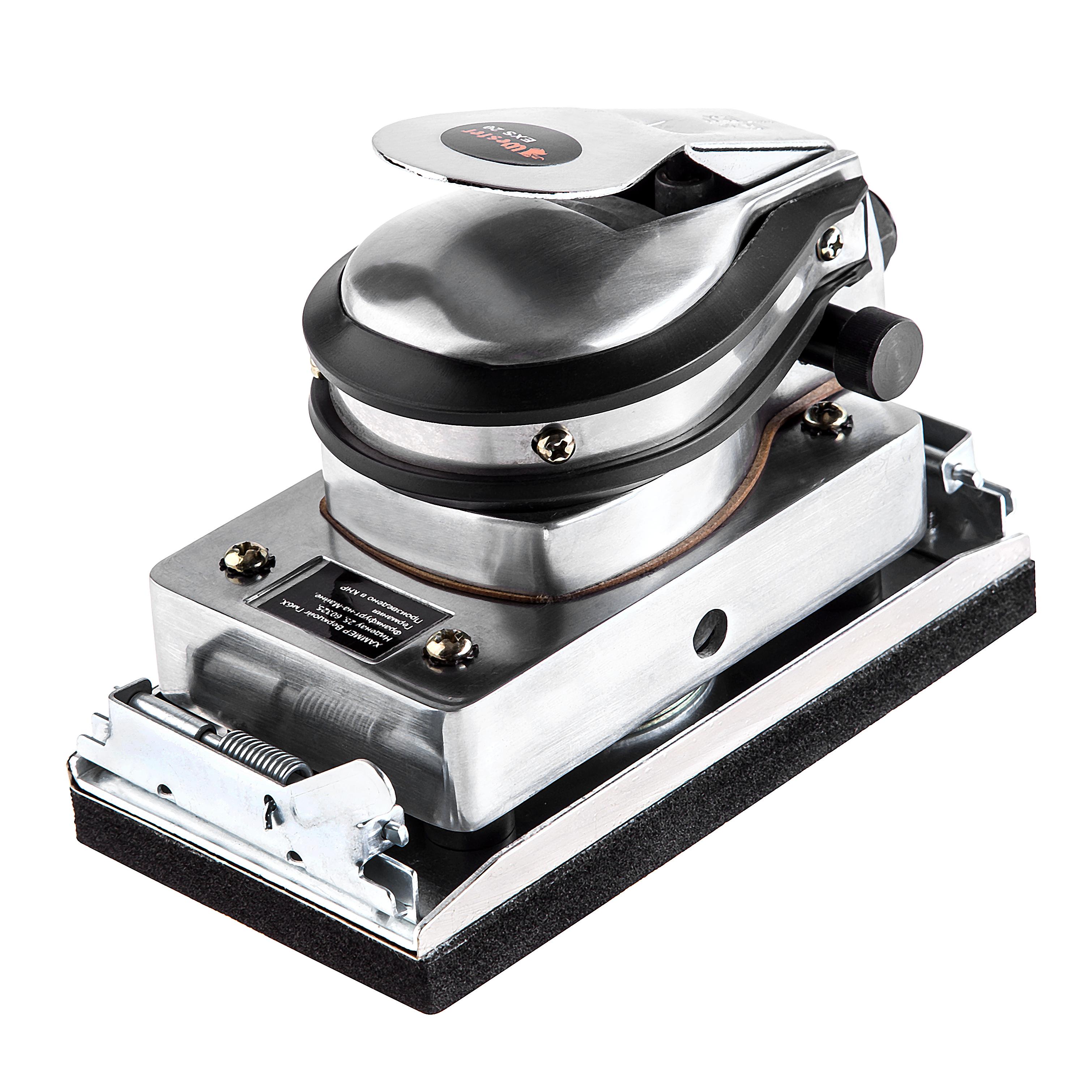 Шлифмашинка плоская пневматическая Wester Exs-20 пневмоинструмент wester bm 20
