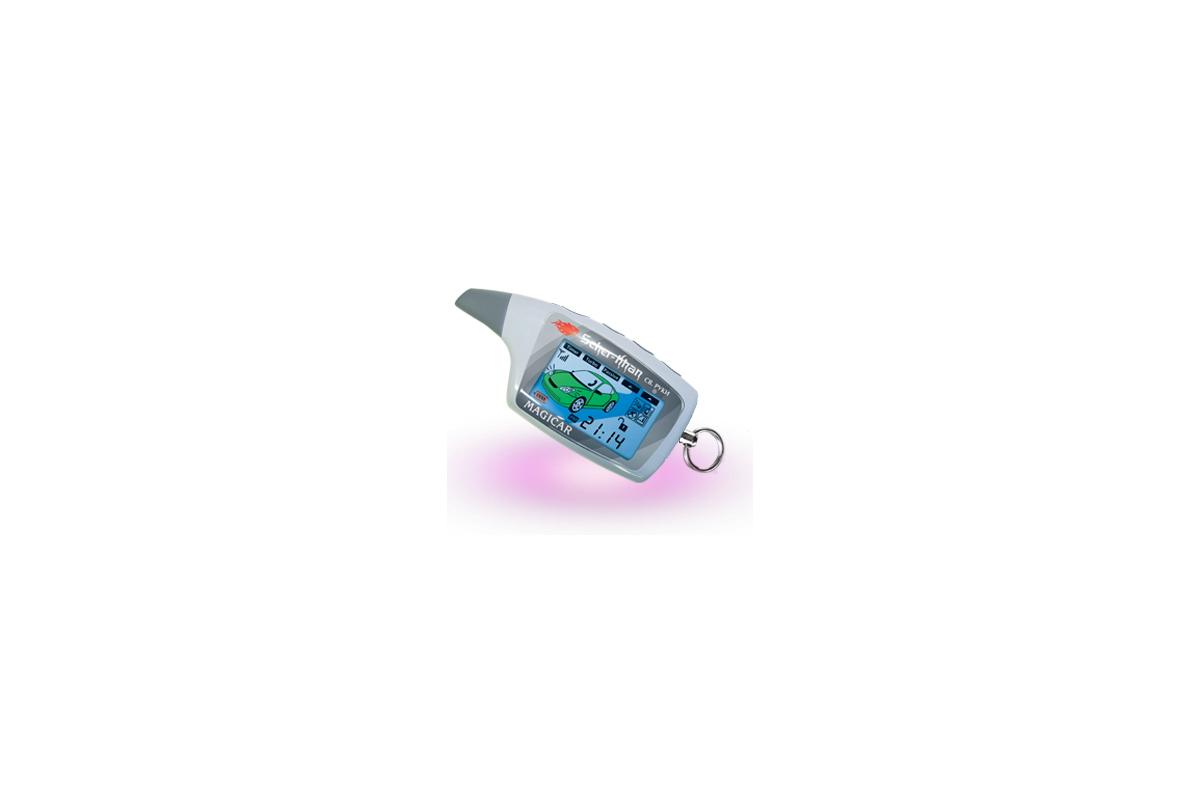 Инструкции сигнализации Scher-Khan (ШерХан - АргоАвто - Инструкция сигнализации шерхан 8 магикар.
