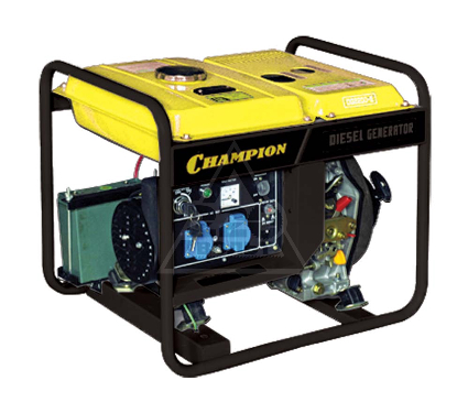 Дизельный генератор CHAMPION DG2200E