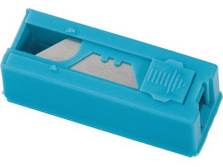 Нож строительный Gross 79376 19мм трапециевидные, пластиковый кейс степлер мебельный gross 41005