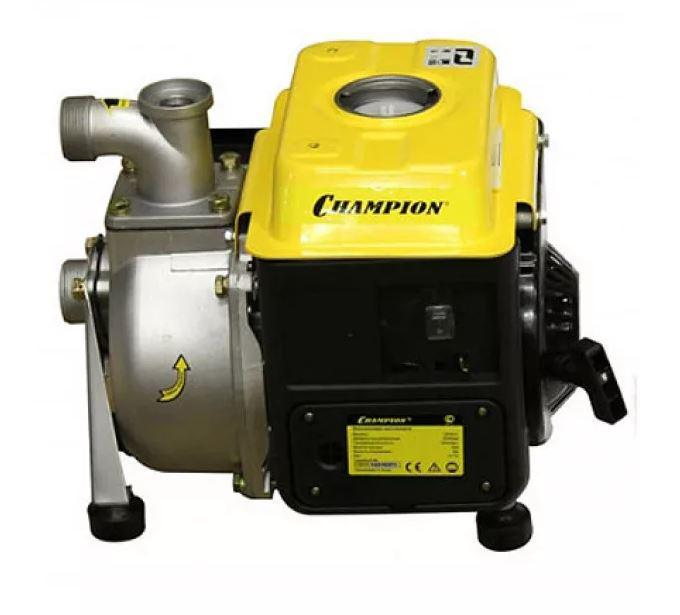 Бензиновая мотопомпа Champion Gp40