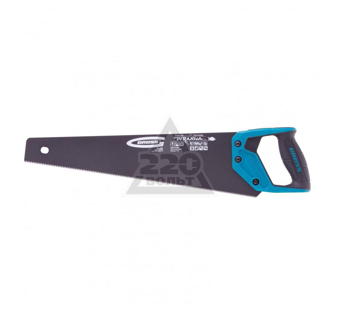 Ножовка по дереву GROSS 24106