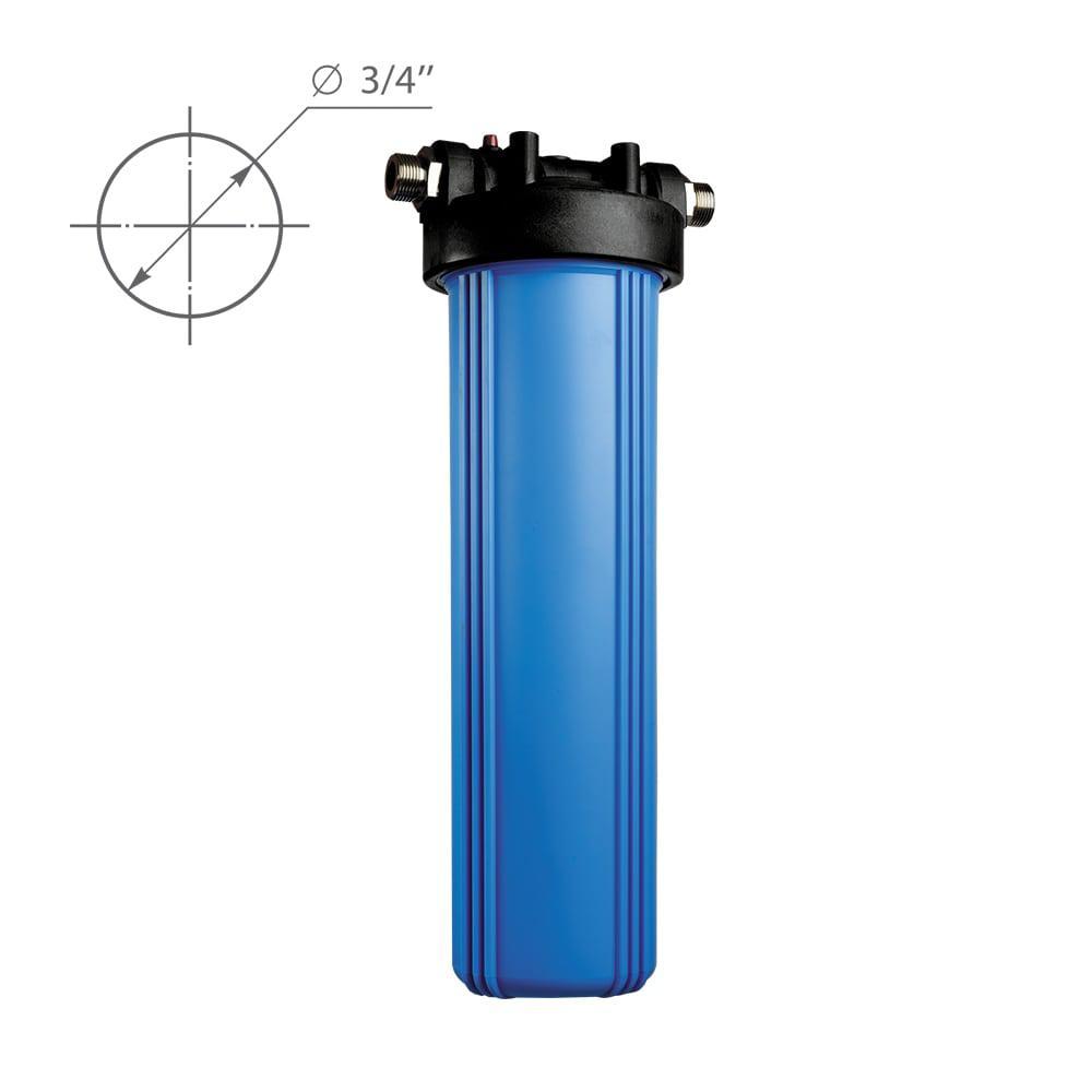 Корпус фильтра БАРЬЕР ПРОФИ ВВ big blue 20 g3/4 (Н560Р02)