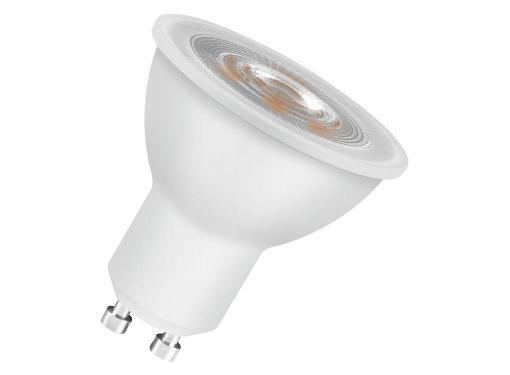 Лампа светодиодная OSRAM LSPAR163536 3W/840 230VGU10 10X1 RUOSRAM 4058075134812
