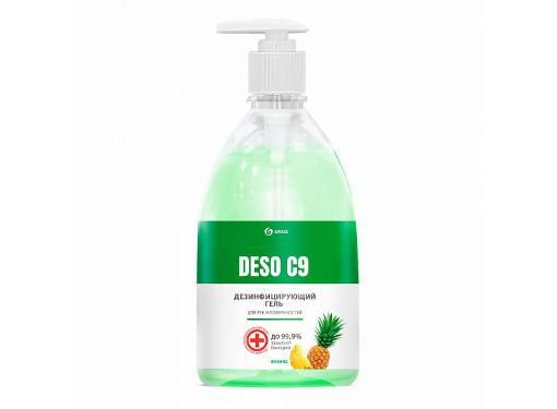 Средство дезинфицирующее GRASS DESOC9(125558)