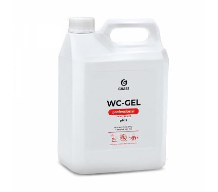 Средство для очистки сантехники GRASS WC-Gel (125203)
