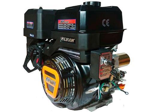 Двигатель LIFAN KP420Е 3А (190FD-T 3А)