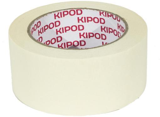 Лента малярная KIPOD 50мм*40м (006501005)