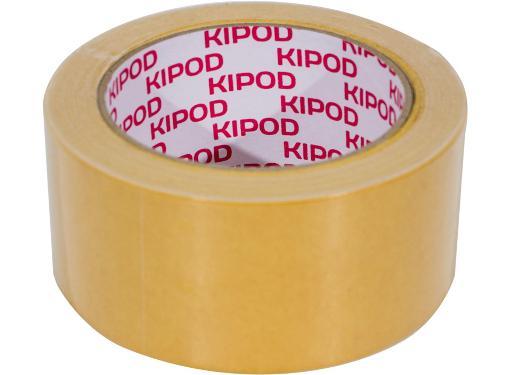 Лента двусторонняя KIPOD 50мм*10м (006505001)