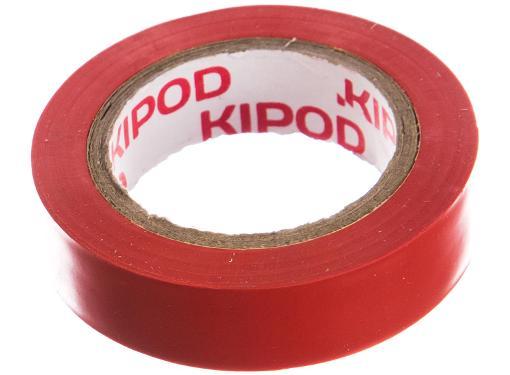 Изолента KIPOD 15мм х 10м (006510002)